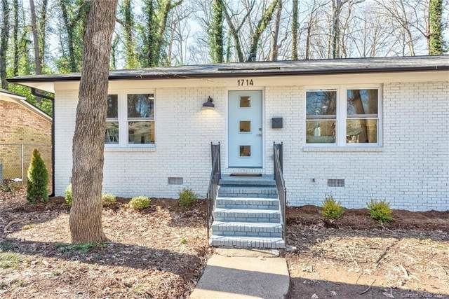 1714 Herrin Avenue, Charlotte, NC 28205 (#3589109) :: Roby Realty