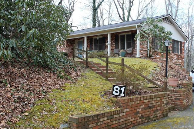 81 Ivy Knoll Lane, Hendersonville, NC 28791 (#3589110) :: IDEAL Realty