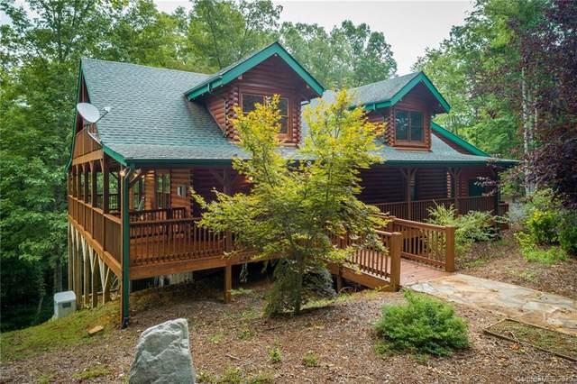 78 James Bob Stafford Drive, Nebo, NC 28761 (#3589149) :: Caulder Realty and Land Co.