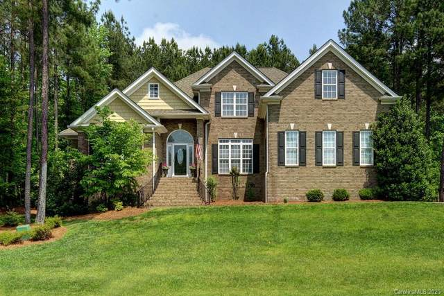 143 Northington Woods Drive, Mooresville, NC 28117 (MLS #3589195) :: RE/MAX Impact Realty
