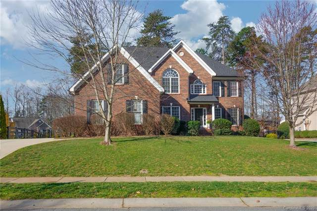 221 Forest Walk Way, Mooresville, NC 28115 (#3589221) :: LePage Johnson Realty Group, LLC
