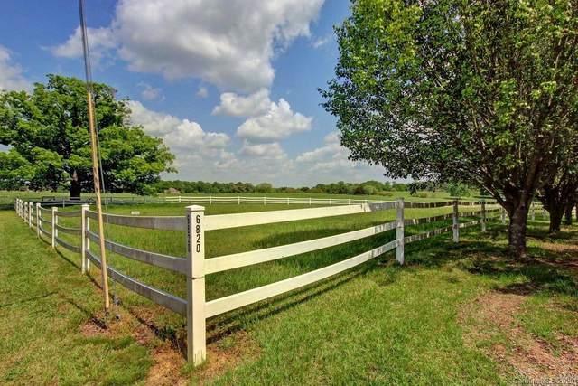 6820 Olive Branch Road, Marshville, NC 28103 (#3589259) :: Scarlett Property Group