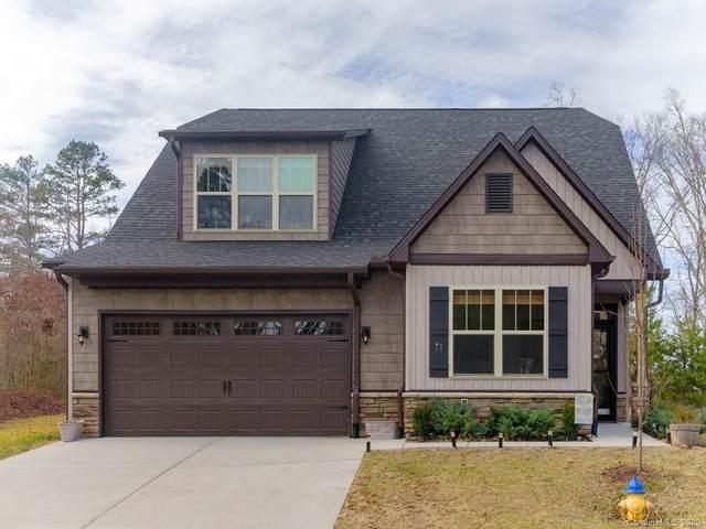 71 Brown Street, Weaverville, NC 28787 (#3589269) :: Keller Williams Professionals
