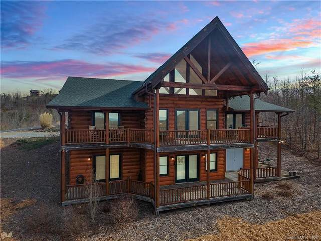 979 Scenic Vista Drive, Nebo, NC 28761 (#3589274) :: Keller Williams Professionals