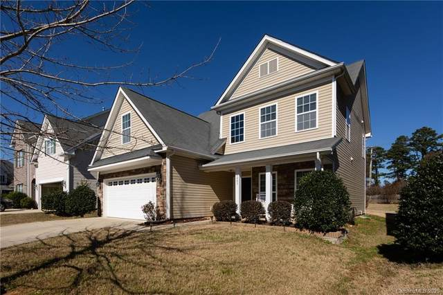 6003 Grassy Knoll Circle, Stallings, NC 28104 (#3589368) :: Carlyle Properties