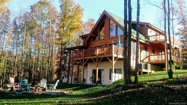 124 Lakeview Trail, Nebo, NC 28761 (#3589373) :: Homes Charlotte