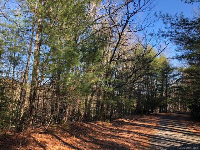 LOT 7 Thomas Road, Hendersonville, NC 28739 (#3589380) :: Keller Williams South Park
