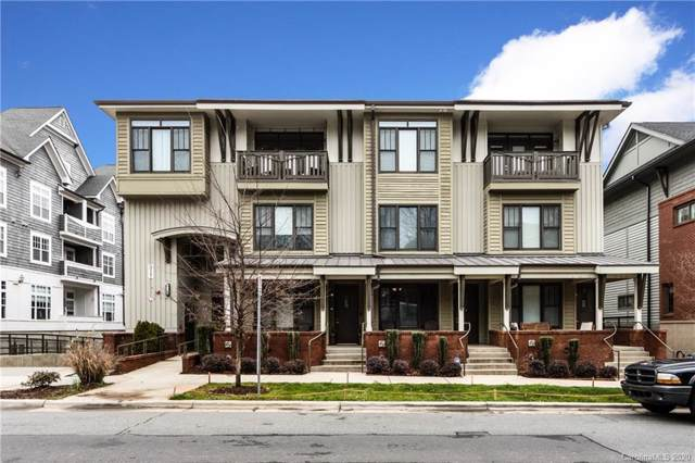 317 E Tremont Avenue #102, Charlotte, NC 28203 (#3589382) :: Scarlett Property Group