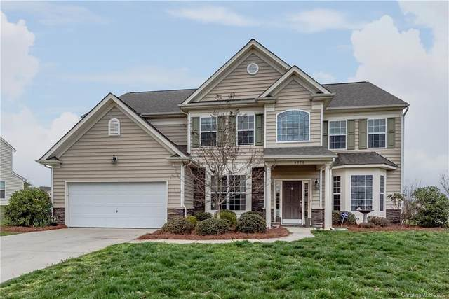 4378 Bridge Pointe Drive, Harrisburg, NC 28075 (#3589406) :: Keller Williams South Park