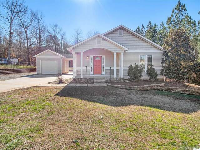 118 Panther Creek Road, Troutman, NC 28166 (#3589504) :: LePage Johnson Realty Group, LLC