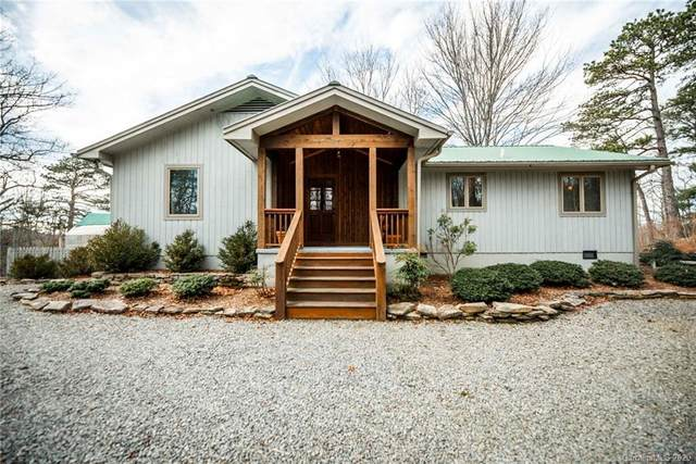 176 Harbor Cove Road, Brevard, NC 28712 (#3589545) :: Cloninger Properties
