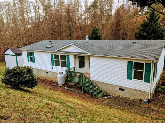 45 Star Flower Road, Alexander, NC 28701 (#3589710) :: LePage Johnson Realty Group, LLC