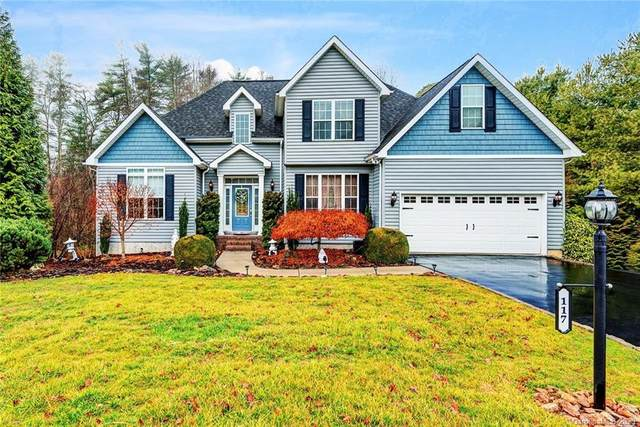 117 Stone House Road, Hendersonville, NC 28739 (#3589790) :: Roby Realty