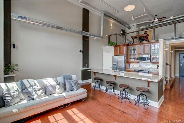 715 Graham Street #206, Charlotte, NC 28202 (#3589936) :: High Performance Real Estate Advisors