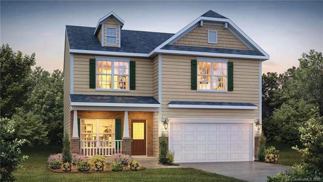 155 Calderdale Lane #46, Charlotte, NC 28262 (#3589981) :: LePage Johnson Realty Group, LLC