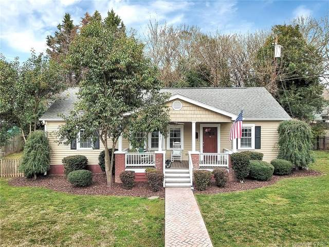 2221 Randall Street, Charlotte, NC 28205 (#3590041) :: Keller Williams South Park