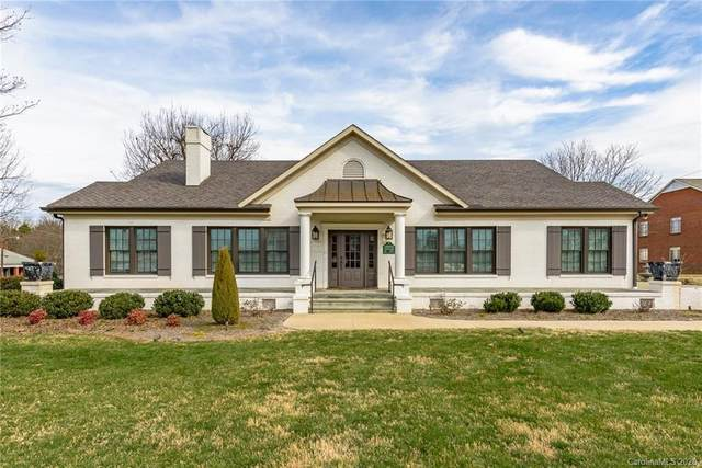 132 W Main Street, Rockwell, NC 28138 (#3590084) :: Odell Realty