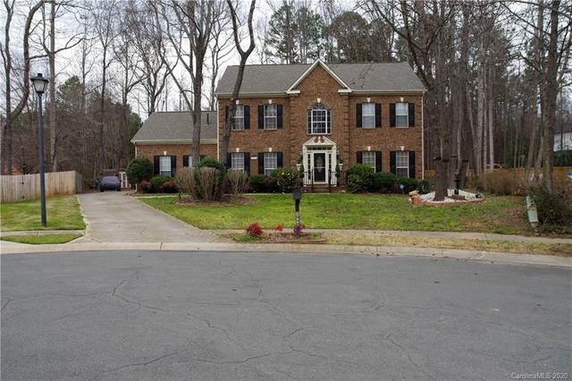 3046 Pinewood Hill Drive, Matthews, NC 28105 (#3590111) :: High Performance Real Estate Advisors