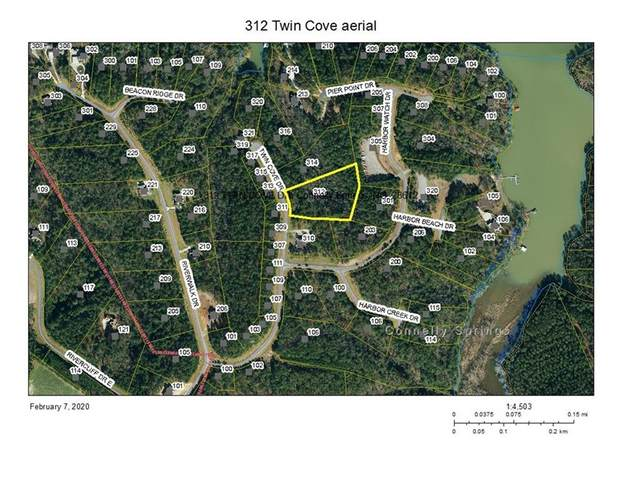 312 Twin Cove Drive #137, Connelly Springs, NC 28612 (#3590157) :: Caulder Realty and Land Co.