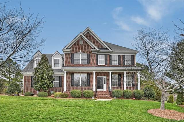 6712 Old Persimmon Drive, Mint Hill, NC 28227 (#3590196) :: LePage Johnson Realty Group, LLC
