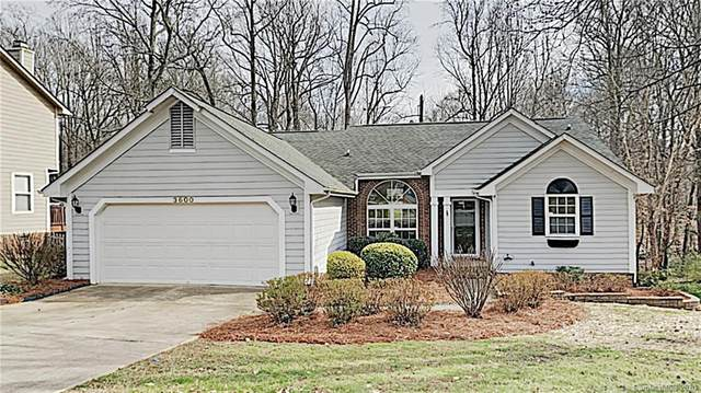 3600 Armitage Drive, Charlotte, NC 28269 (#3590209) :: High Performance Real Estate Advisors