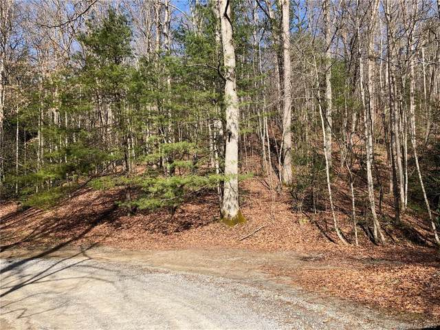 99999 Foggy Mountain Road Tract 1, Hendersonville, NC 28792 (#3590223) :: Carlyle Properties
