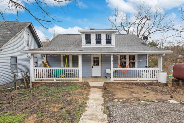 107 Old Weaverville Road, Asheville, NC 28804 (#3590334) :: LePage Johnson Realty Group, LLC