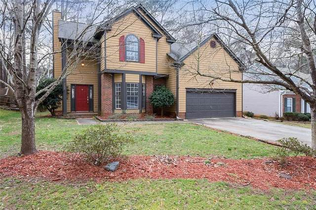 7211 Scarlet Runner Drive, Charlotte, NC 28215 (#3590352) :: BluAxis Realty