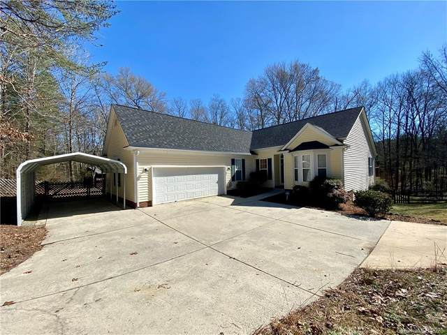 9583 Morningside Circle, Harrisburg, NC 28075 (#3590415) :: Robert Greene Real Estate, Inc.