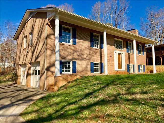 1897 Woodridge Circle, Hickory, NC 28602 (#3590422) :: Exit Realty Vistas