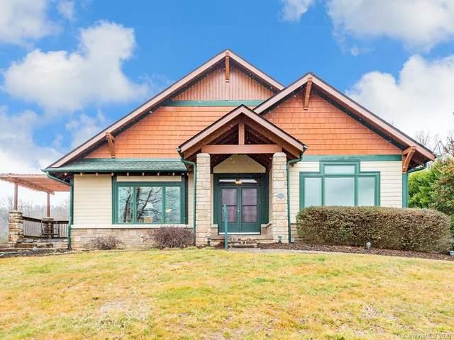 21 Al Dorf Drive, Weaverville, NC 28787 (#3590428) :: Puma & Associates Realty Inc.