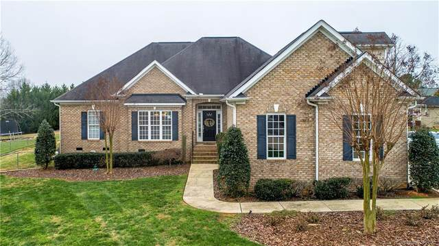 526 Lacey Lane #7, Norwood, NC 28128 (#3590460) :: Carlyle Properties