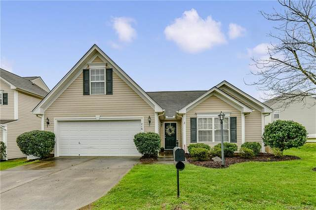 716 Marthas View Drive, Huntersville, NC 28078 (#3590525) :: Besecker Homes Team