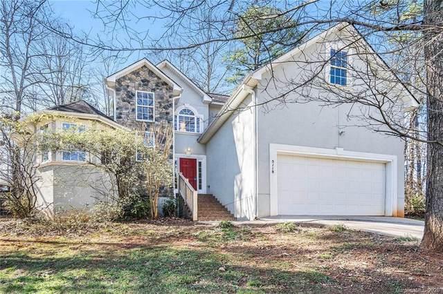 5118 Chestnut Knoll Lane, Charlotte, NC 28269 (#3590539) :: Cloninger Properties