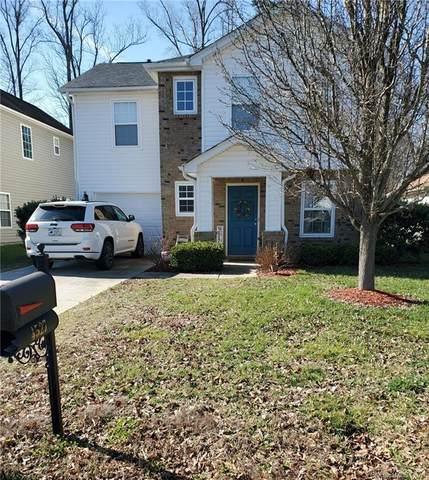 4527 Red Hook Road, Monroe, NC 28110 (#3590564) :: Cloninger Properties