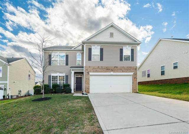 208 Margaret Hoffman Drive, Mount Holly, NC 28120 (#3590566) :: Odell Realty