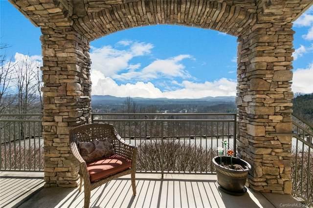 4 Chimney Crest Drive I, Asheville, NC 28806 (#3590576) :: LePage Johnson Realty Group, LLC