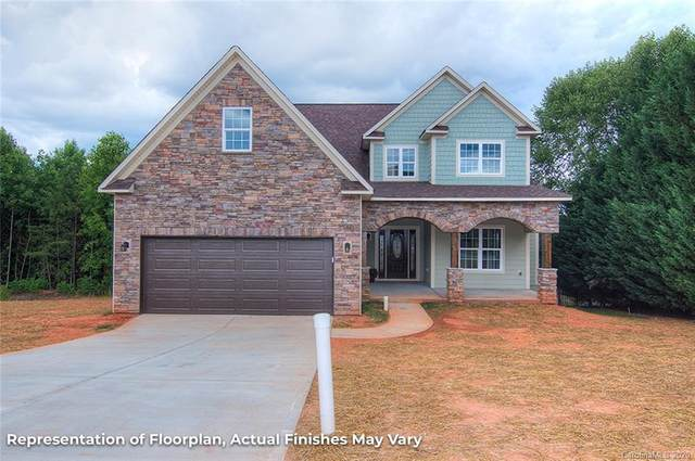 4174 Barbrick Street, Sherrills Ford, NC 28673 (#3590592) :: Cloninger Properties