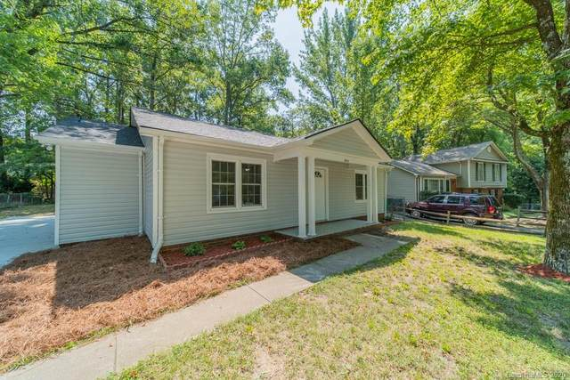 2814 Meadowcliff Drive, Charlotte, NC 28215 (#3590593) :: The Ramsey Group