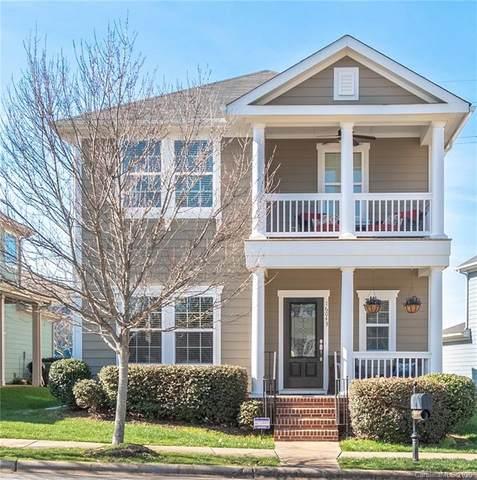 16043 Spruell Street, Huntersville, NC 28078 (#3590610) :: LePage Johnson Realty Group, LLC