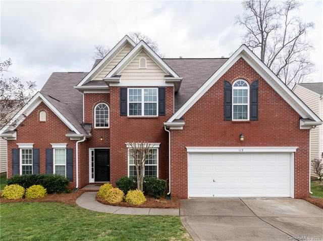 113 Margaret Hoffman Drive, Mount Holly, NC 28120 (#3590622) :: Odell Realty