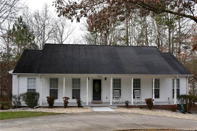7902 Ritter Drive, Charlotte, NC 28270 (#3590667) :: Rinehart Realty