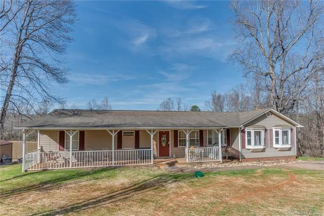 177 Hildebrand Drive, Rutherfordton, NC 28139 (#3590697) :: Keller Williams Professionals
