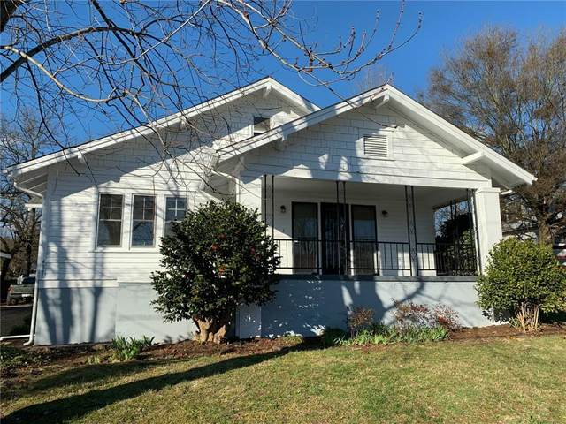 407 3rd Avenue SE, Hickory, NC 28602 (#3590752) :: Miller Realty Group