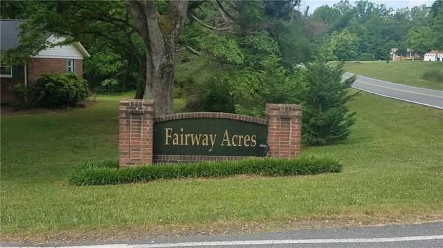 1370 Fairway Drive, Newton, NC 28658 (#3590781) :: Exit Realty Vistas