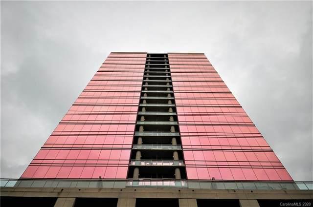 315 Arlington Avenue #1807, Charlotte, NC 28203 (#3590859) :: Homes Charlotte