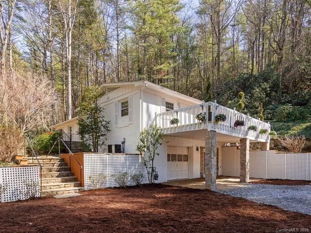 3 Glassy Mountain Drive, Hendersonville, NC 28739 (#3590881) :: Zanthia Hastings Team
