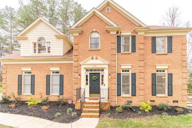 145 Lockerbie Lane, Mooresville, NC 28115 (#3590899) :: Rinehart Realty