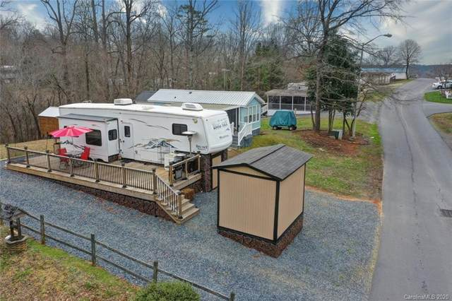 133 Marina Lane #15, New London, NC 28107 (#3590903) :: Rinehart Realty