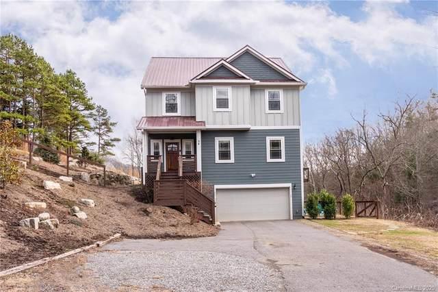 54 Barebridge Hills Drive, Asheville, NC 28804 (#3590913) :: Carlyle Properties